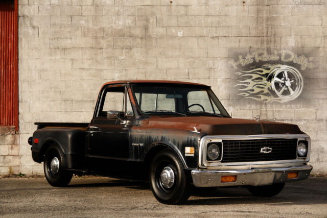 Big Lots Financing >> Slammed Hot Rat Street Rod Patina Shop Muscle Truck Chevy C10 Apache 3100 67 72 for sale in ...