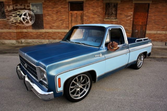 Big Lots Financing >> Slammed Silverado Squarebody C10 Chevy Hot Rat Street Rod Patina Pickup HOTROD for sale in Mount ...