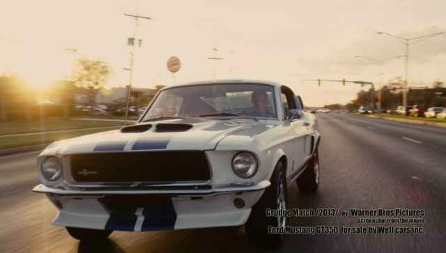 sylvester stallone 1967 ford mustang shelby cobra gt350 shelbytribute from movie for sale in. Black Bedroom Furniture Sets. Home Design Ideas