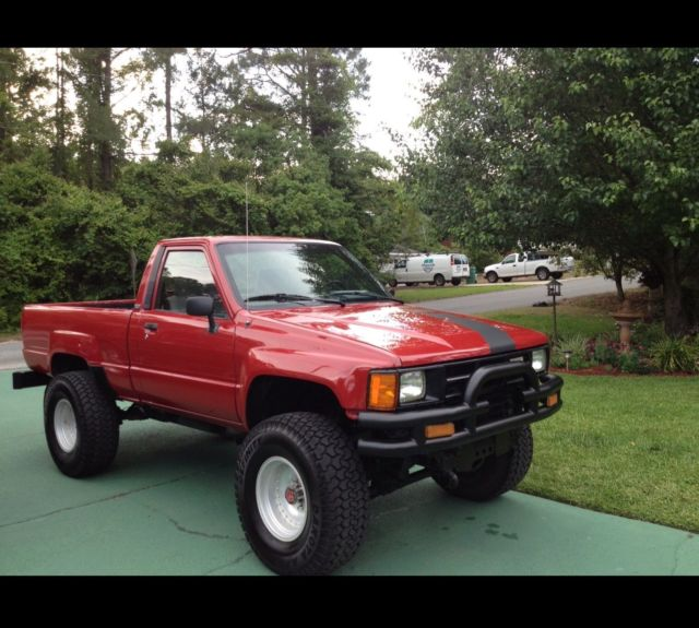 Southampton Motor Cars >> Toyota 1986 Tacoma Pickup 4X4 Short Bed Quality Restoration for sale in Southampton ...