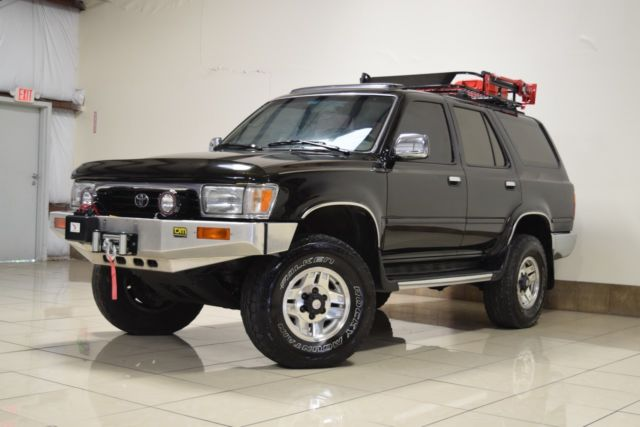 toyota 4runner lifted 4x4 roof basket winch sunroof tow timing belt rplcd 150 for sale in. Black Bedroom Furniture Sets. Home Design Ideas
