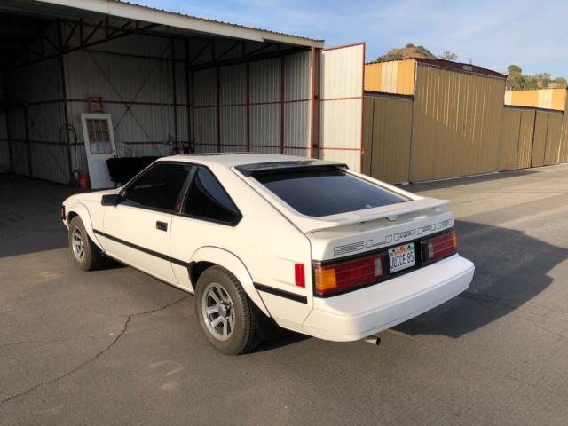 TOYOTA Celica Supra MKII 1985 2 8L MA67 for sale in Pacoima