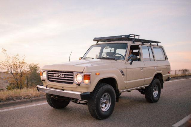 Toyota Land Cruiser FJ 60 1984 for sale in Wayzata