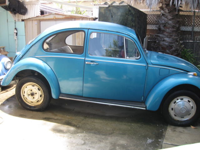 Volkswagen Beetle Classic And Parts Bundle For Sale In Oceanside