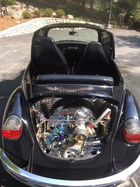 VW BUG / BEATLE 1996CC GEX ENGINE DUAL PORT - HOTROD for sale in