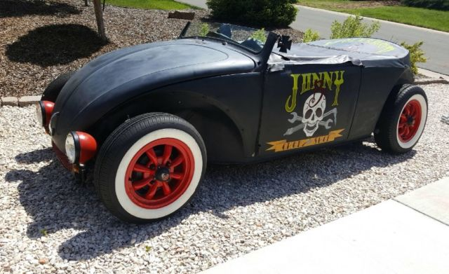 vw rat rod custom for sale in englewood colorado united states. Black Bedroom Furniture Sets. Home Design Ideas