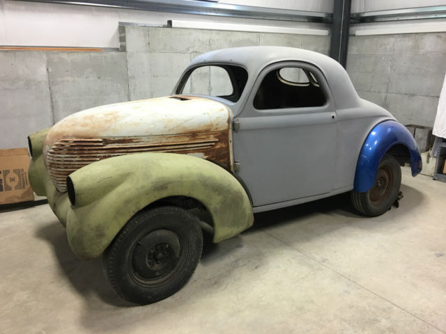 Willys 1937 All Steel Coupe For Sale In Saint Joseph