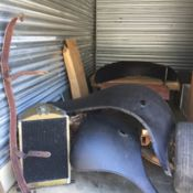 1933 1934 Ford Coupe project & 1934 ford project car - 90% parts for sale in Santa Maria ... markmcfarlin.com