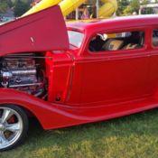 1934 Chevrolet Tudor 2 Door Sedan 302 V8 Automatic RWD Street Rod