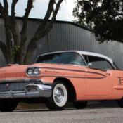 1958 Oldsmobile Dynamic 88 J2 2 door hardtop 58 Olds Tri