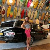 1959 Chevrolet Brookwood Wagon Custom Surfer Resto Mod 383