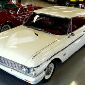 1962 Ford Galaxie 2dr sedan 390 not thunderbolt 406 4 speed