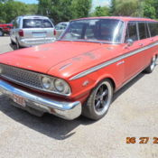 1963 Ford Fairlane 500 WOODY WAGON for sale in Mabelvale