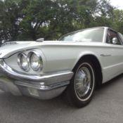 1964 Ford Thunderbird Classic T Bird Vintage Lowrider Custom Kustom