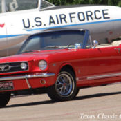 1966 Ford Mustang Convertible C Code 289 V8 3 Speed Manual