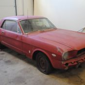 1966 Ford Mustang K-code Fastback 289hp for sale in Follett