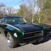 1968 Pontiac GTO - NUMBERS MATCHING MUST SEE!! for sale in