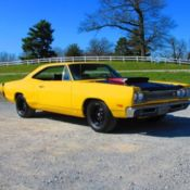 1969 Coronet Super Bee A12 Tribute No Reserve / 383hp / Six