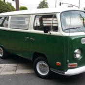 1961 VW Westfalia Sub Hatch Flip Seat Camper for sale in