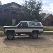 1979 GMC Jimmy/ k5 Chevrolet Blazer High Sierra for sale in