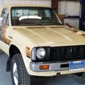 1980 Sr5 Toyota Pickup Truck 5 Speed Manuel Longebed For Sale In Los