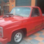 1981 chevy stepside bed