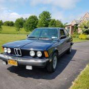 BMW I E Door Coupe K Miles One Owner Vintage Bimmer - Bmw 320i 2 door