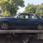 1984 Mercedes 300CD Turbo Diesel Coupe for sale in