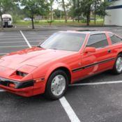 1984 Nissan (Datsun) 300 ZX Turbo for sale in Shelby, Ohio