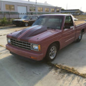 1986 Chevy S10 ProStreet Tubbed Pro Street for sale in