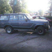 1989 Toyota Land-Cruiser FJ62 3F 4WD RUST FREE VERY CLEAN WORLDWIDE