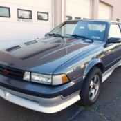 1990 Chevy Cavalier Z24 for sale in Waterbury, Connecticut
