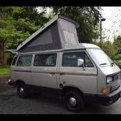 VW Camper Van Westy Camping Pop Up Kitchen Trailer Teardrop