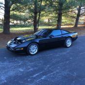 1991 ZR-1 ZR1 Corvette / LT5 Engine / Factory Stock / Fully