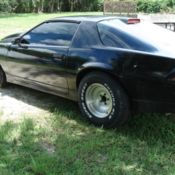 1985 authentic IROC Z28 Camaro race car - 5 speed with ...