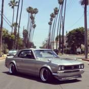 1972 Nissan Skyline GT-R HAKOSUKA for sale in Los Angeles