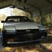 1985 AE86 Toyota Corolla Trueno Race Car SCCA IT/B for sale
